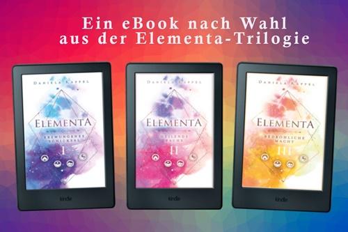 Werbung Fanfiction Von Der Elementa Reihe Gewinnspiel