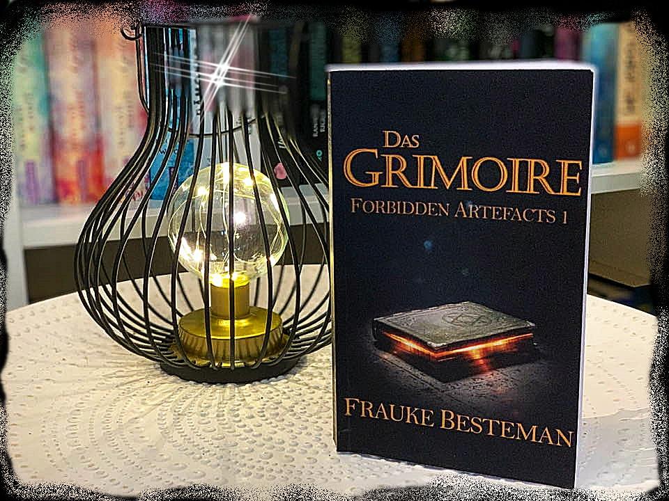 "alt=""Das Grimoire- Forbidden Artefacts 1"""