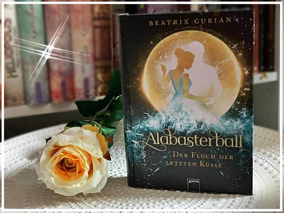 """alt=""""Alabasterball- Der Fluch der letzten Küsse"""""""
