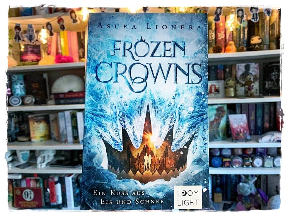 """alt=""""Frozen Crowns: Ein Kuss aus Eis und Schnee"""""""