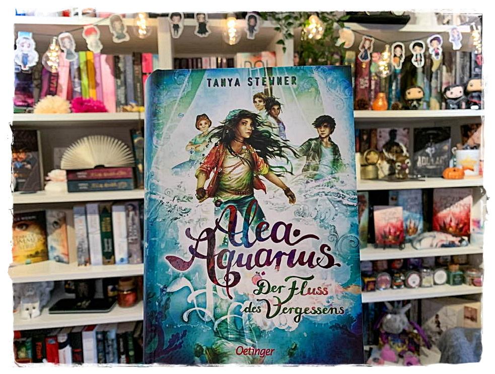 "alt=""Alea Aquarius: Der Fluss des Vergessens"""