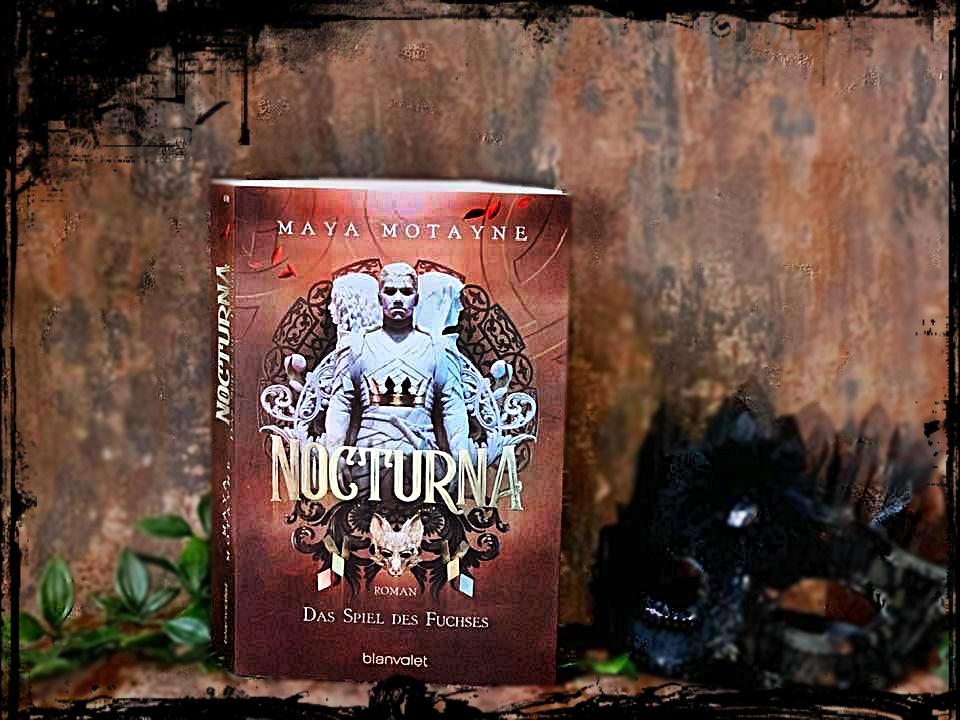 """alt=""""Nocturna - Das Spiel des Fuchses"""""""