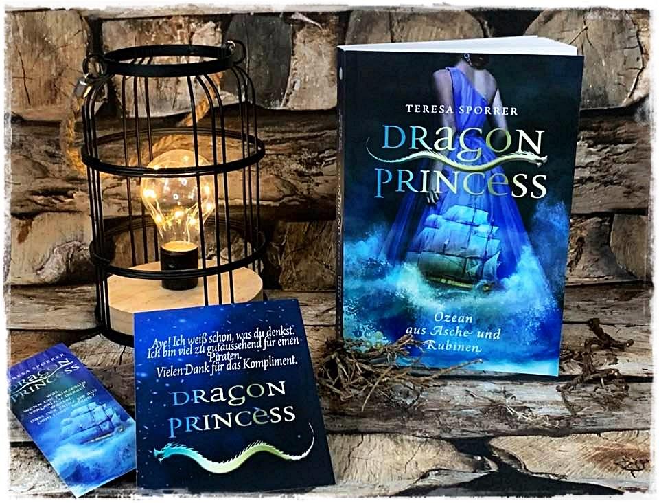 """alt=""""Dragon Princess 1: Ozean aus Asche und Rubinen"""""""