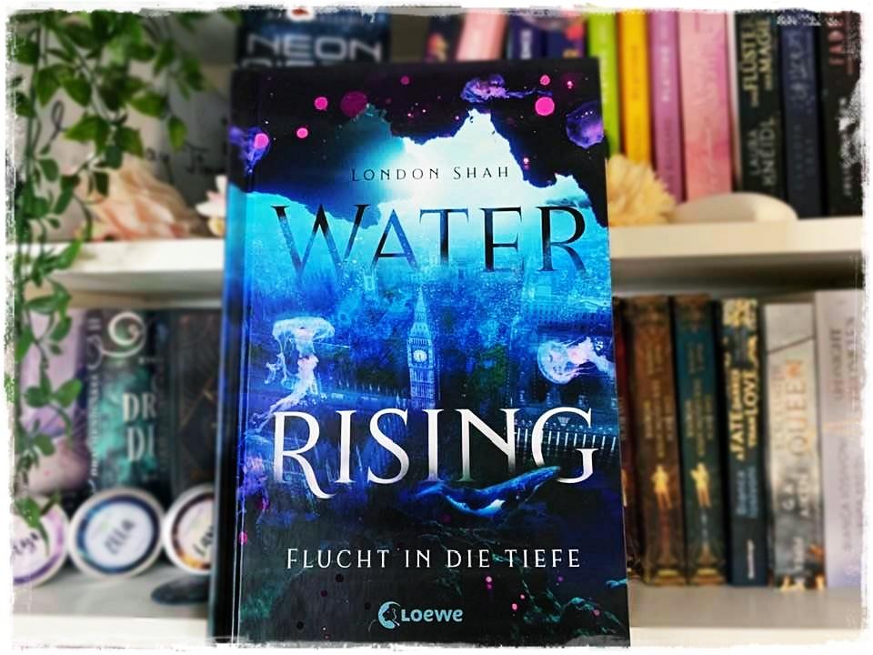 """alt=""""Water Rising- Flucht in die Tiefe"""""""