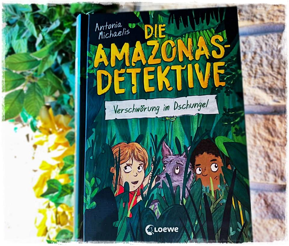 """alt=""""Die Amazonas-Detektive - Verschwörung im Dschungel"""""""