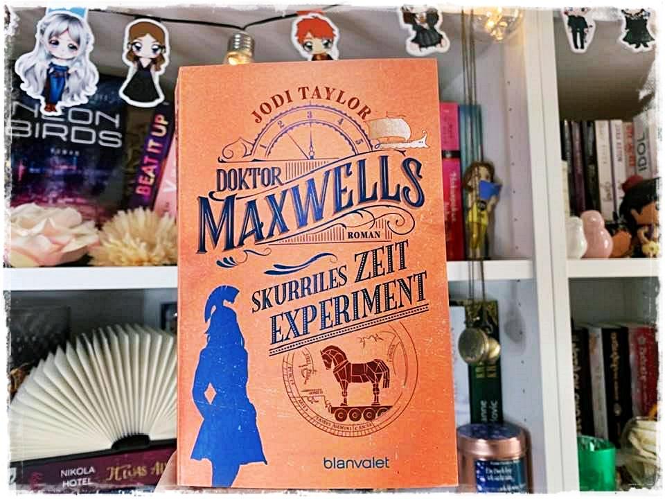 """alt=""""Doktor Maxwells Skurilles Zeit Experiment"""""""