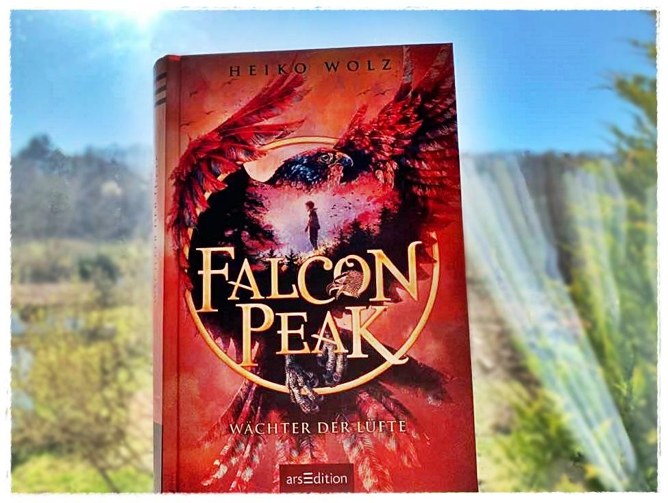 """alt=""""Falcon Peak - Wächter der Lüfte"""""""